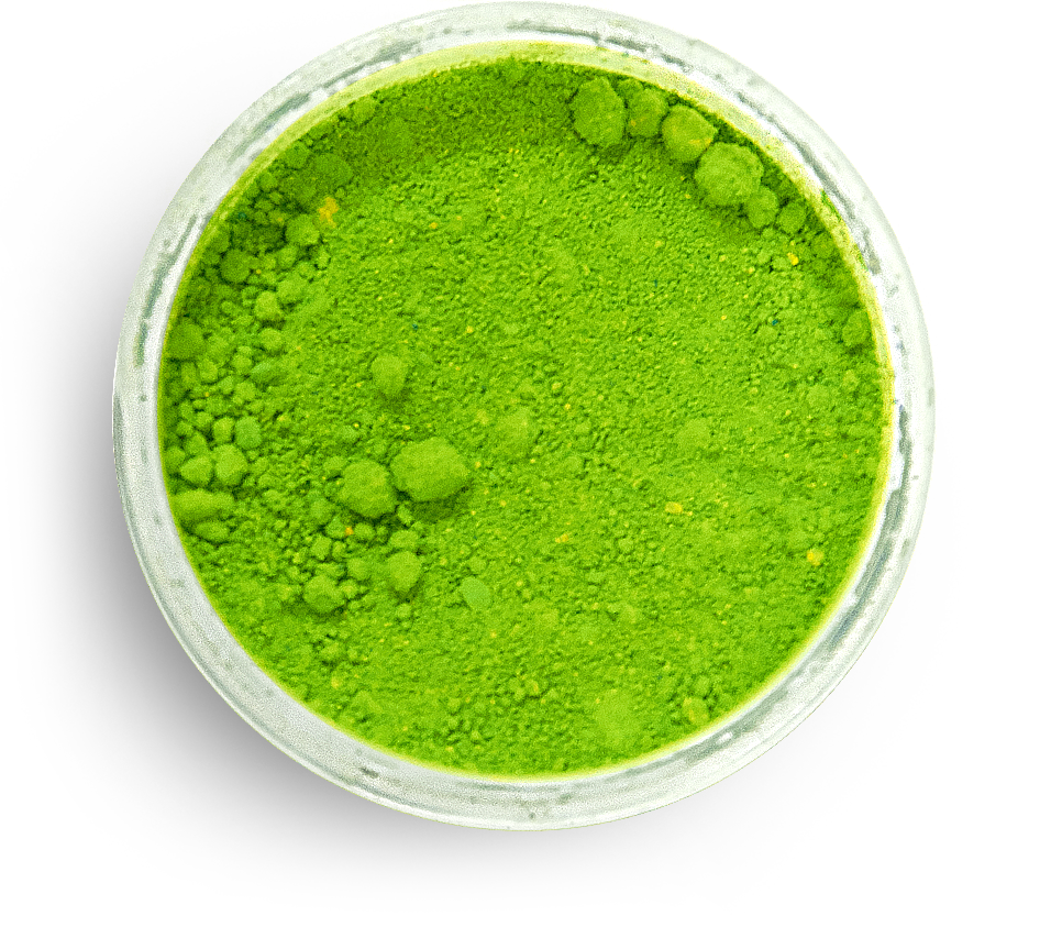 light green - Colorant Liposoluble